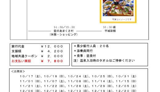 天草伊勢海老祭り日帰りバスツアー(Go To トラベル対象商品)